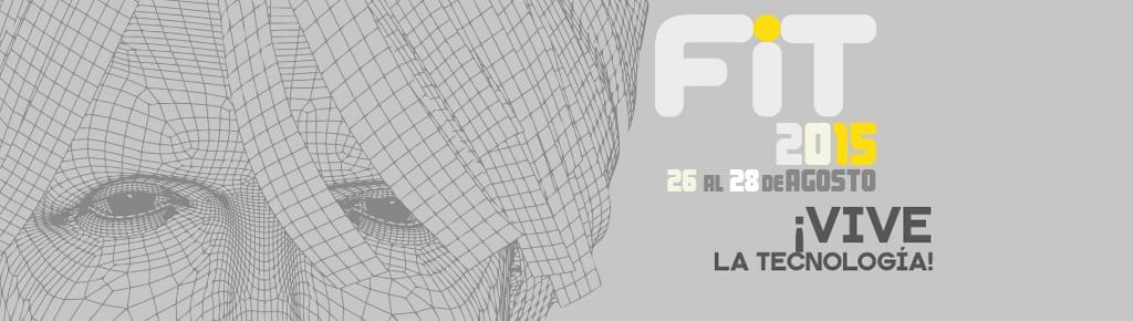 Imagen: FIT 2015 ¡Vive la Tecnología!