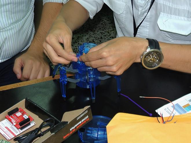 Imagen: Foro de Innovación Tecnológica FIT 2015
