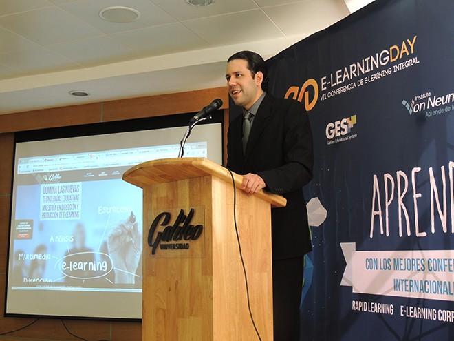 Imagen: e-Learning day 2015 supera las expectativas