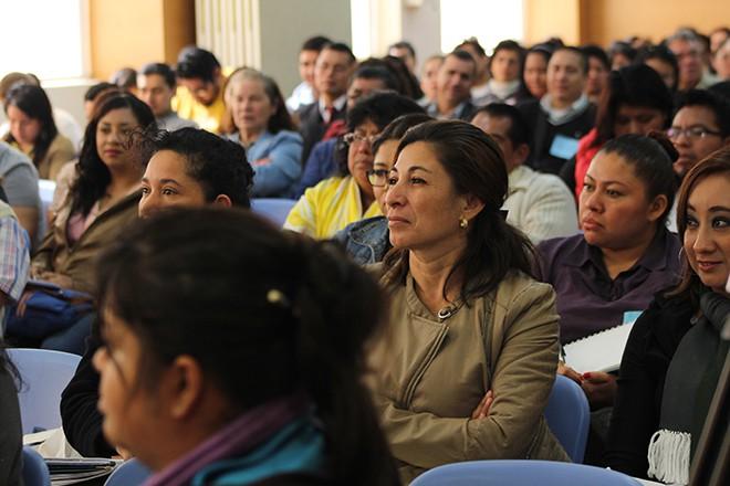 "Imagen: XXV encuentro de profesores ""Doctor Bernardo Morales"""