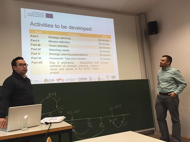 Imagen: Proyecto MOOC-MAKER expandirá cursos en línea por toda Latinoamérica
