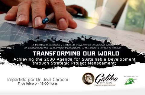 Imagen: Transforming our world