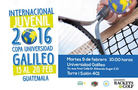 Imagen: Torneo copa Galileo 2016