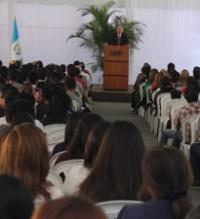 Imagen: Universidad Galileo da inicio a ciclo académico 2016