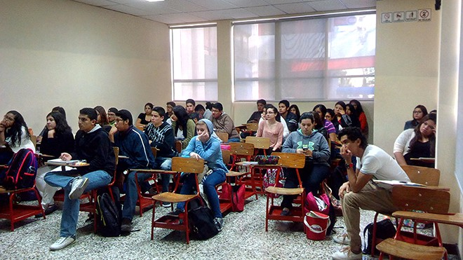 Imagen: Cinco mil estudiantes son capacitados para utilizar el Campus Virtual