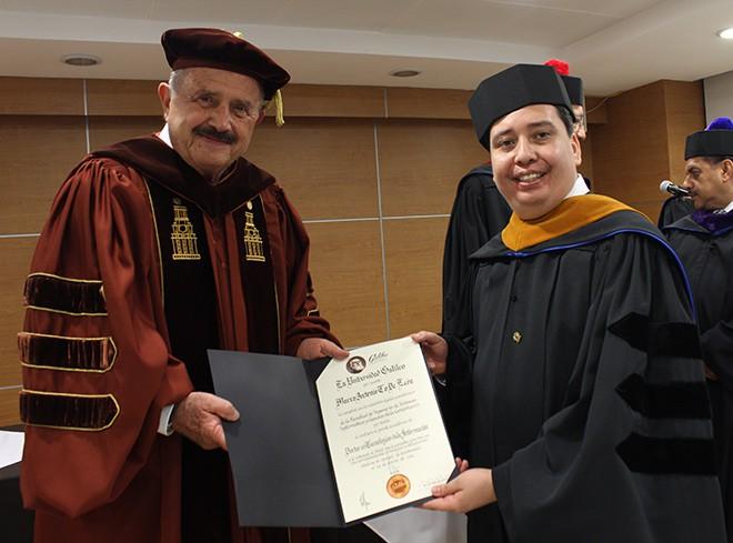 Imagen: U Galileo gradúa primer promoción con Doctorado en Tecnologías de la