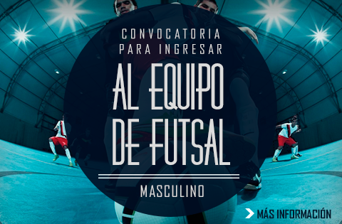 Imagen: Futsal Masculino