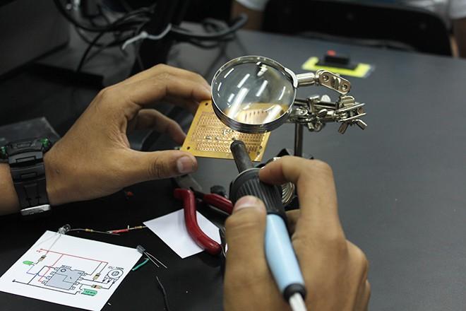 Imagen:  Arduino Day 2016, tecnología que motiva a nuevas generaciones