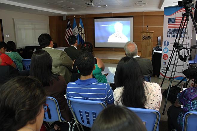 Imagen: Cine Foro concientiza sobre el impacto ambiental y motiva al cambio
