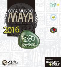 Imagen: 160 tenistas acuden a la Copa Mundo Maya 2016