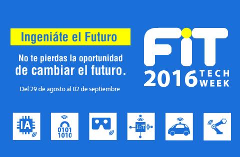 Imagen: FIT 2016
