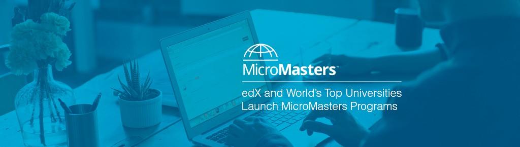 Imagen: EdX junto a las mejores universidades el mundo lanzan MicroMasters Program
