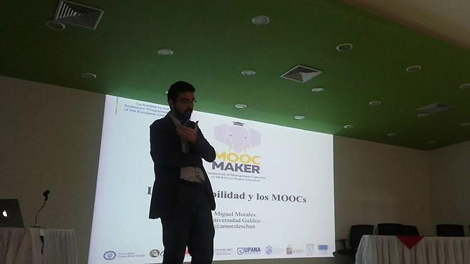 Imagen: Proyecto MOOC Maker visita Universidad del Cauca en Colombia