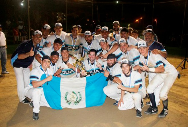 Imagen: Guatemala se corona Bicampeón Centroamericano de Softbol