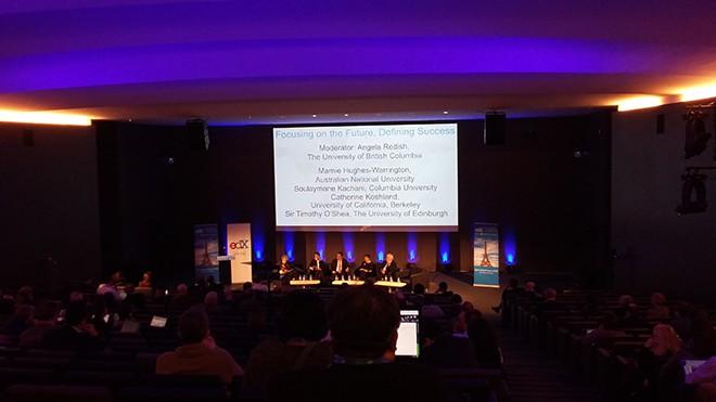 Imagen: U Galileo destaca en Foro Mundial edX