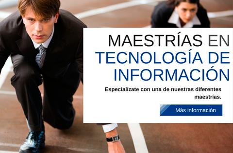 Imagen: Maestrías FISICC