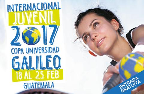 Imagen: Detalles de la Copa Universidad Galileo de Tenis 2017