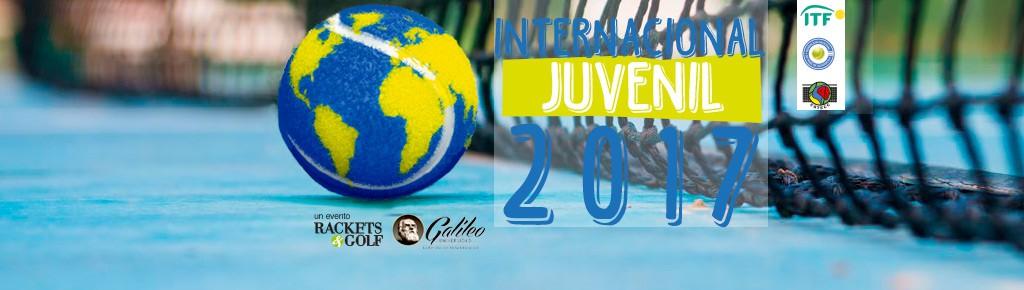 Imagen: Copa Universidad Galileo de Tenis 2017