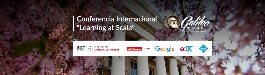 Imagen: U Galileo participará en conferencia internacional ACM Learning at