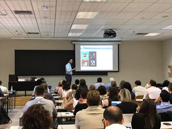 Imagen: U Galileo comparte su experiencia en Innovación educativa en Emoocs 2017