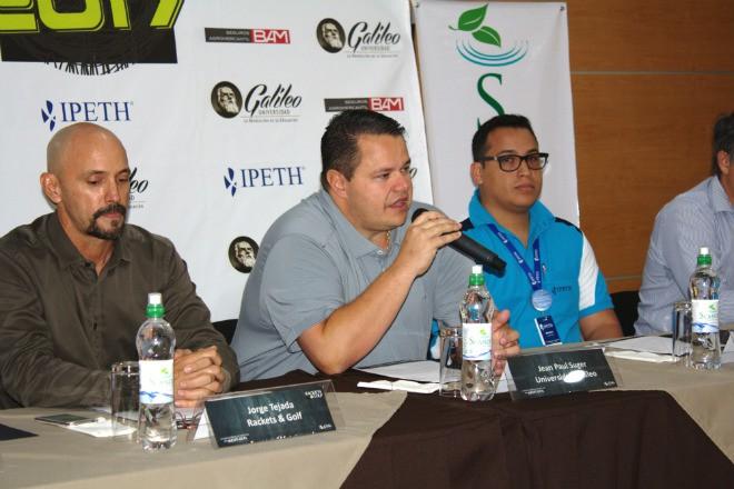 Imagen: Inicia Torneo Internacional Juvenil de tenis Copa Mundo Maya 2017