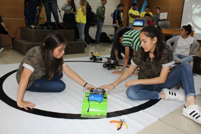 Imagen: Competencia nacional de robótica BRC 3.0 se prepara para la gran final