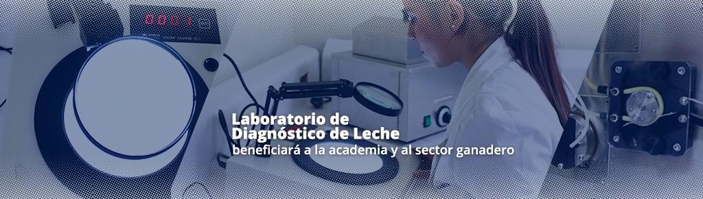 Imagen: Laboratorio de diagnóstico universitario de leche beneficiará a la