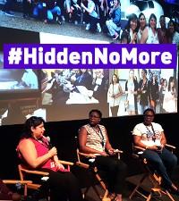 Imagen: Primer guatemalteca seleccionada para el Programa #HiddenNoMore en