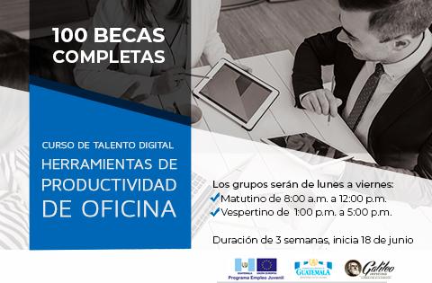 Imagen: Se busca 100 jóvenes que tengan talento digital