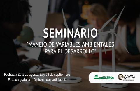 Imagen: Seminario IRE