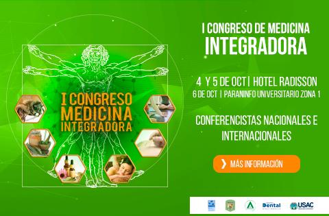 Imagen: Congreso de Medicina Integradora - spot