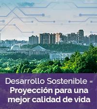 Imagen: Desarrollo Sostenible y la proyección de una mejor calidad de vida