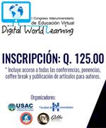 Imagen: I Congreso Interuniversitario de Educación Virtual