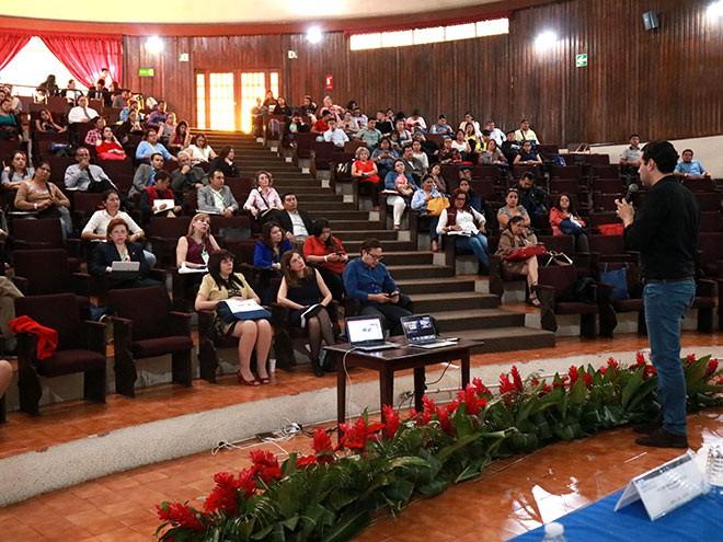 Imagen: I Congreso Interuniversitario de Educación Virtual: Digital World