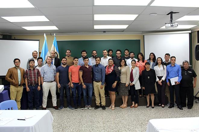 Imagen: Primer taller de Propiedad Intelectual y Transferencia de Tecnología
