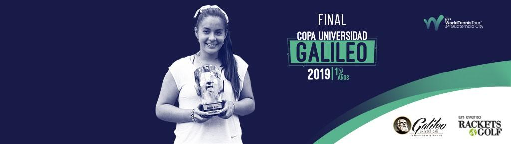 Imagen: Guatemalteca Rut Galindo se corona campeona en Final de Copa