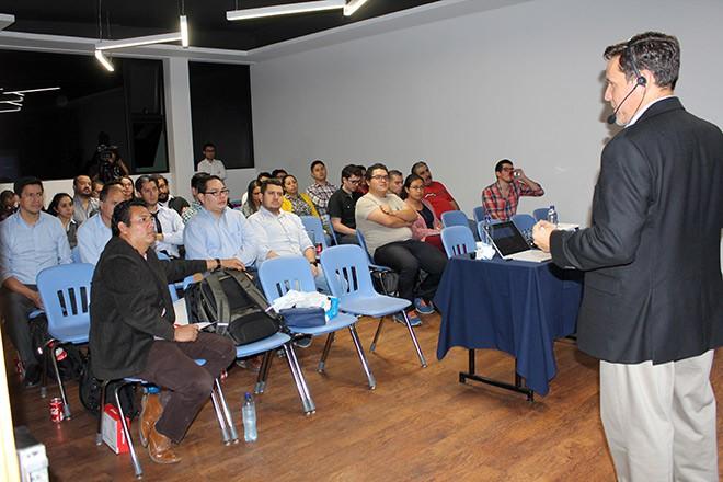 Imagen: Conferencia Gestión de Portafolio de Proyectos
