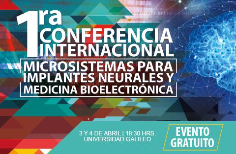 Imagen: Conferencia Internacional  - spot