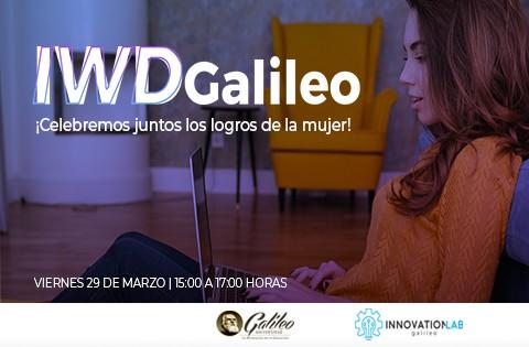 Imagen: WD Galileo - spot