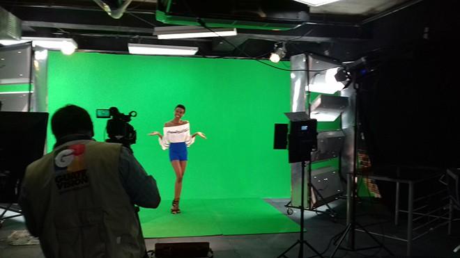Imagen: Lisa Hayet proyecta su imagen profesional en todos los escenarios