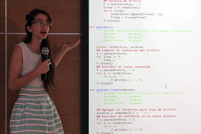 Imagen: IWD Galileo: Mujeres protagonistas en áreas tecnológicas