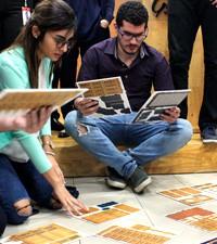 Imagen: Estudiantes refuerzan sus conocimientos en Gestión de Programas y Proyectos